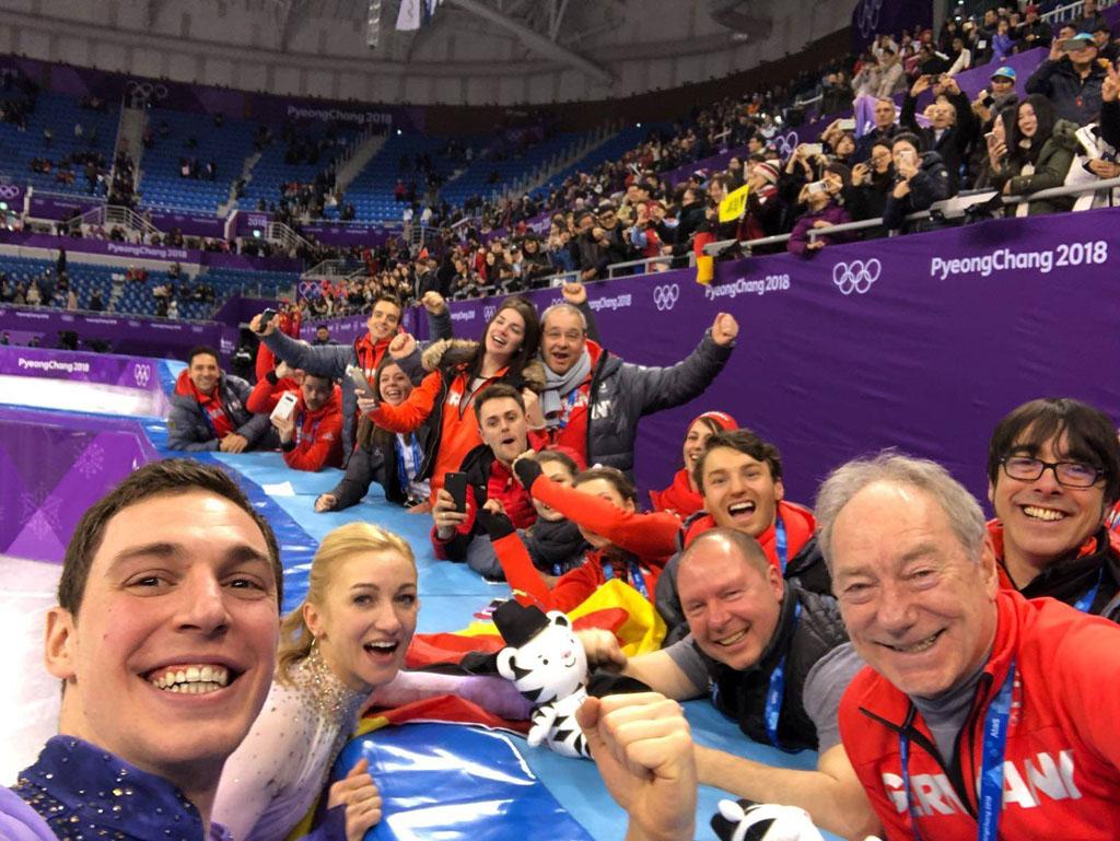 Mit einer Weltrekord-Kür zum Olympiatitel